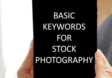 Stok Fotoğrafçılığı İçin Anahtar Kelime Önerileri